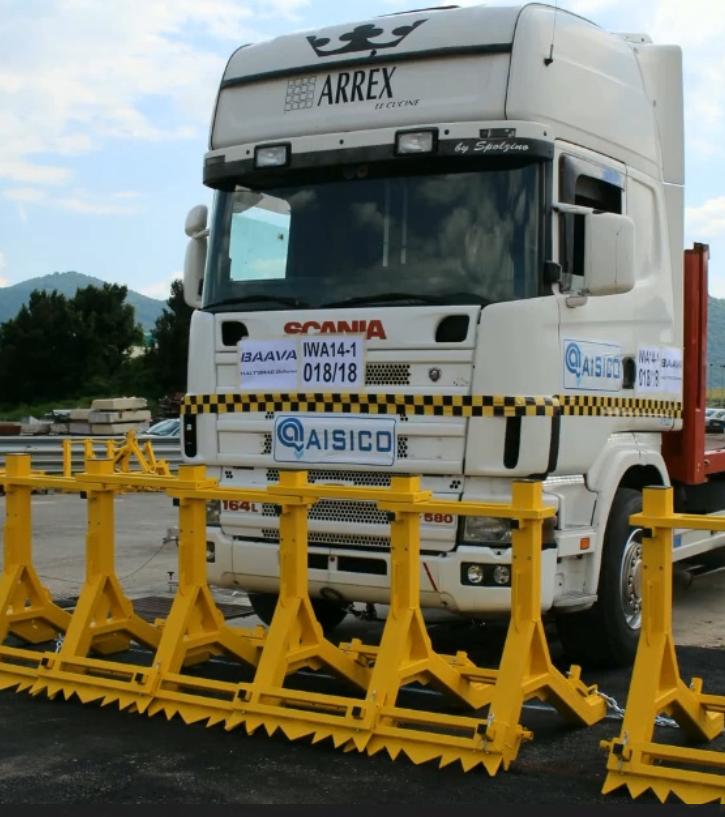 Barrière anti véhicules béliers 1800PL Image